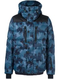 camouflage zip up jacket Moncler Grenoble