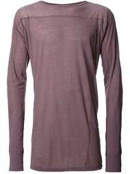 long sleeved jersey top  Julius