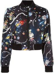 куртка-бомбер  Love Moschino