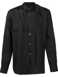 классическая рубашка Comme Des Garçons Homme Plus