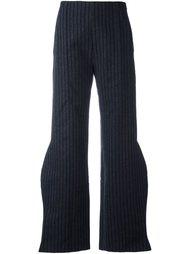 брюки с волнистым дизайном  Jacquemus