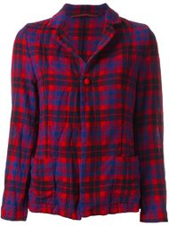 checked wool blazer  Daniela Gregis