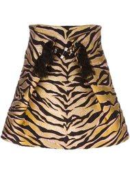 юбка 'Tiger Stripes'  Kenzo
