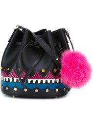 'Dalia' bucket cross body bag Les Petits Joueurs
