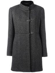 tweed duffle coat Fay