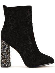 'Kendra' brocade boots Sophia Webster