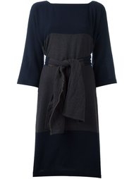belted wool dress  Daniela Gregis
