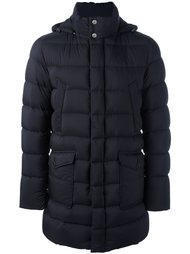 hooded puffer jacket Herno