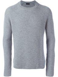 свитер в рубчик  Joseph