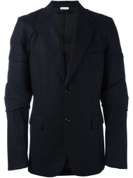 panelled sleeve blazer Comme Des Garçons Homme Plus
