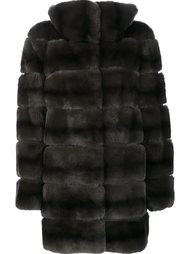 'Reax' coat Yves Salomon