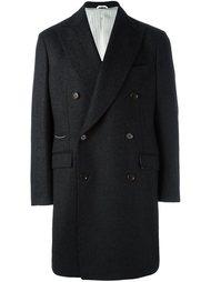двубортное пальто на пуговицах Al Duca D'Aosta 1902