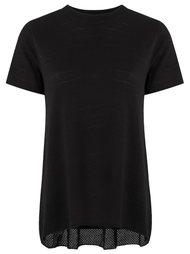 textured blouse Andrea Bogosian