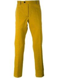классические брюки строго кроя Al Duca D'Aosta 1902