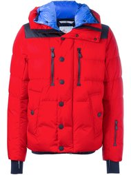 hooded padded jacket Moncler Grenoble