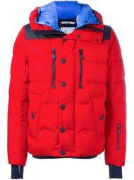 hooded padded jacket Moncler Grenoble