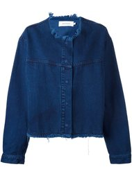 oversized denim jacket Marques'almeida