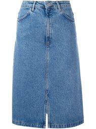 джинсовая юбка 'Parra' Mih Jeans