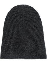 кашемировая шапка Helmut Lang