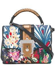 сумка-тоут с абстрактным принтом   Paula Cademartori