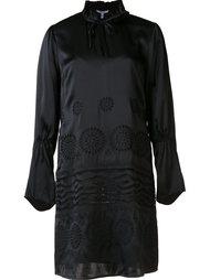 платье с вышивкой Derek Lam 10 Crosby