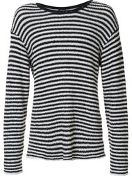 striped sweatshirt  Osklen