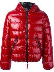 padded hood jacket Duvetica
