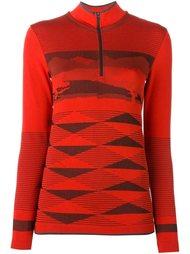 толстовка с воротником на молнии Adidas By Stella Mccartney