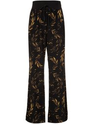 laurel print silk pants  Osklen