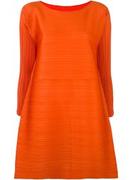 плиссированная блузка свободного кроя Pleats Please By Issey Miyake