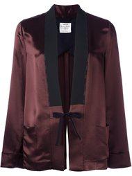 пиджак с завязкой спереди Forte Forte