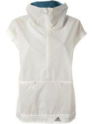 cap sleeve lightweight jacket Adidas By Stella Mccartney
