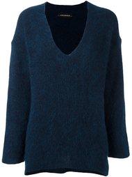 v-neck sweater By Malene Birger