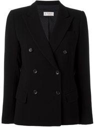 двубортный приталенный пиджак  Alberto Biani