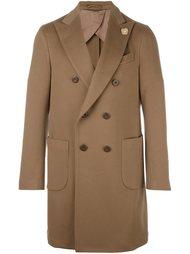 пальто 'Decostruito'  Lardini