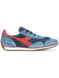 кроссовки с контрастными панелями Diadora