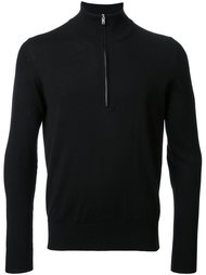 свитер на молнии Maison Margiela