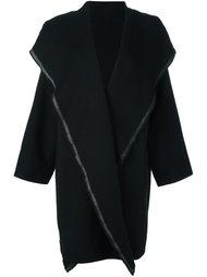 пальто свободного кроя Dusan