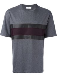 striped T-shirt Ami Alexandre Mattiussi