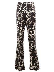 floral flared trousers  Giambattista Valli