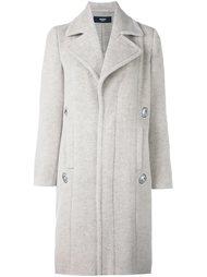 декорированное пальто Versus