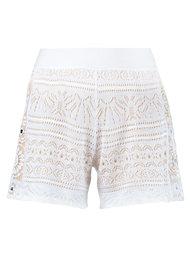 crochet shorts Cecilia Prado