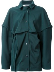 oversized shirt jacket Chalayan