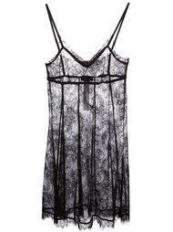 кружевное платье Twin-Set