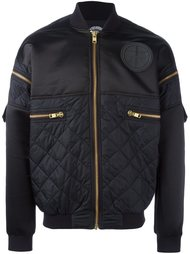 quilted bomber jacket  Astrid Andersen