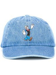 popeye panel denim cap Joyrich
