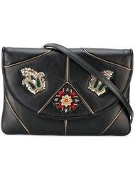 декорированная сумка на плечо Etro