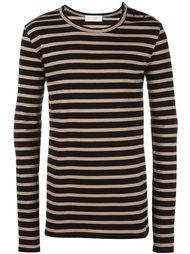 striped round neck sweatshirt Faith Connexion