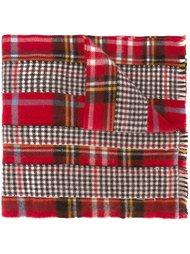 шарф в клетку  Comme Des Garçons Shirt Boy