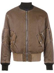 classic bomber jacket Maison Margiela